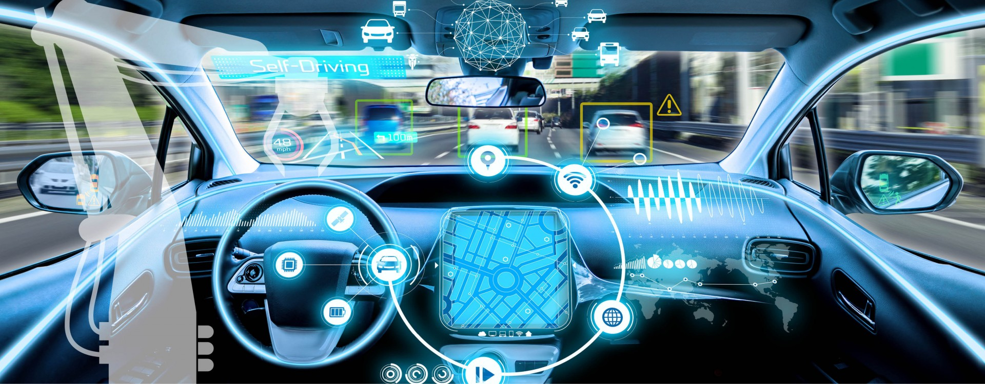 header technology for automotive