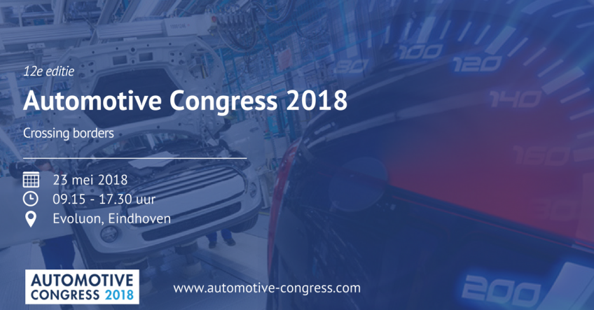 12e editie Automotive Congres